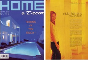 12.Home & Decor Magazine, Thailand