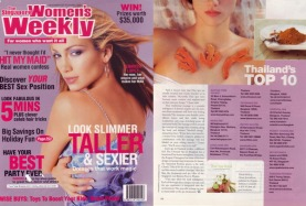 23. Singapore Women's Weekly